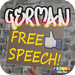 GERMAN - free speech! | PROLOG (GERMAN for English speakers)